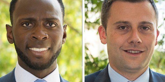 Les élections de deux députés (un LREM et un LR)