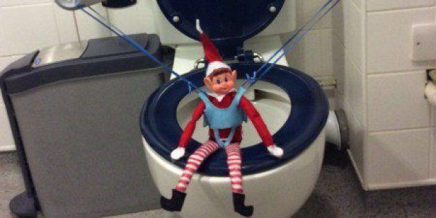 Alfie, l'elfe en fauteuil roulant qui dénonce les lieux publics