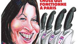 Charlie Hebdo n'a pas raté Anne Hidalgo avec ses