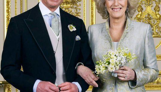 Ce que les menus des mariages royaux nous apprennent sur la