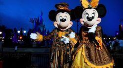 Disney rappelle qu'il est interdit de disperser les cendres de ses proches dans ses