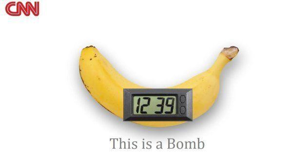 Pour certains soutiens de Donald Trump, le fait que les bombes aient été inoffensives est une preuve...