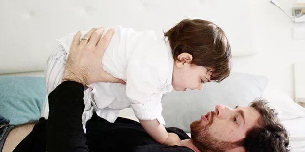 J'en ai assez de n'entendre parler que de l'instinct maternel, et l'instinct paternel alors?.