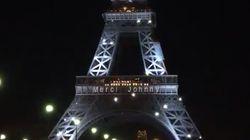 La tour Eiffel dit
