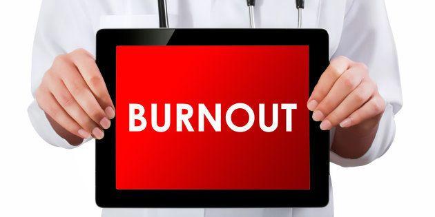 J'avais du mal à croire qu'un prof pouvait faire un burnout jusqu'à ce que j'en fasse un vrai de
