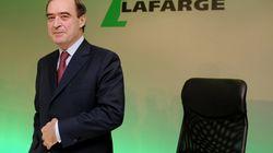 Financement de Daech: l'ex-PDG de Lafarge Bruno Lafont mis en
