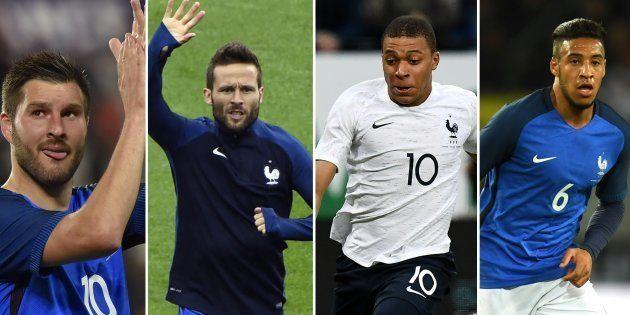 Liste de Didier Deschamps: onze joueurs de l'Euro ne verront pas la Russie, mais ceux qui arrivent sont...