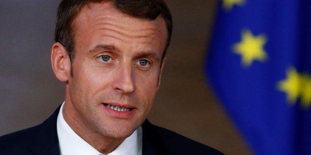 Khashoggi: Macron ne voit pas le rapport entre la mort du journaliste et la vente d'armes à