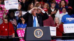 Malgré le profil du suspect, Trump continue de dézinguer la presse et les