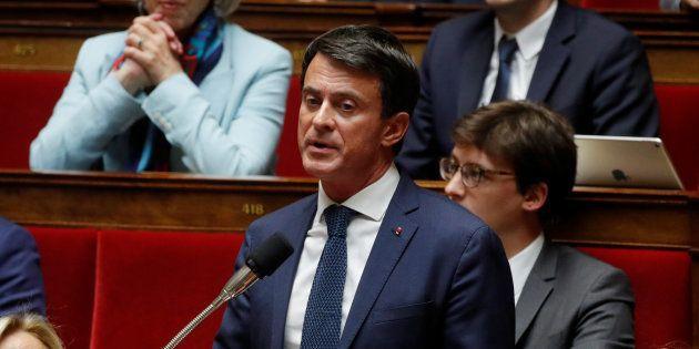 Les candidatures pour succéder à Manuel Valls parti à Barcelone illustrent l'état de la