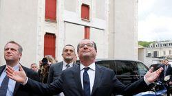 Hollande a trouvé sa nouvelle maison à