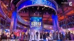 Le 31e Téléthon a récolté moins de promesses de dons que l'année