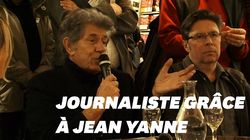 Philippe Gildas est devenu journaliste grâce à Jean Yanne alors qu'il était veilleur de