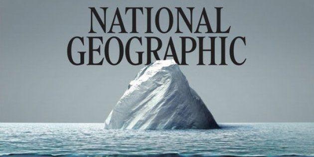 La nouvelle couverture de National Geographic ne laissera personne