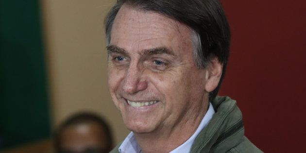 Jair Bolsonaro élu président du