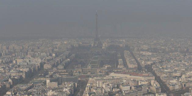 L'Union européenne poursuit la France pour son air trop pollué
