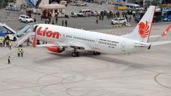 Un avion de Lion Air au départ de Djakarta s'écrase en mer avec 189 personnes à