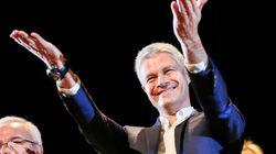 Laurent Wauquiez élu président des Républicains dès le premier