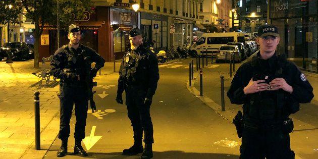 Abdoul Hakim Anaiev, l'ami de l'auteur de l'attaque au couteau à Paris, mis en examen et
