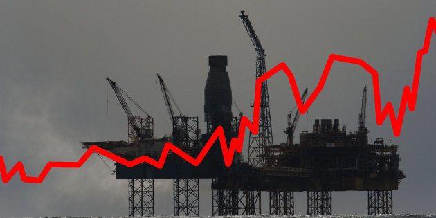 Les prix du pétrole flambent au plus haut depuis 2014, et cela risque de nous coûter très
