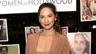 WEST HOLLYWOOD, CALIFORNIA - FEBRUARY 21: Olivia Munn attends Vanity Fair and Lancôme Toast Women In Hollywood on February 21, 2019 in West Hollywood, California. (Photo by Rachel Murray/Getty Images for Vanity Fair)