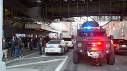 New York : l'explosion à Port Authority qualifiée de