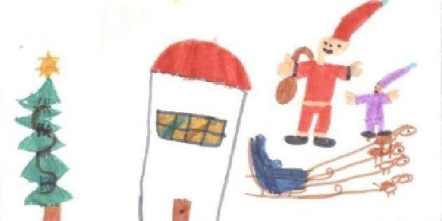 À 5 ans, il était parti seul chercher le père Noël