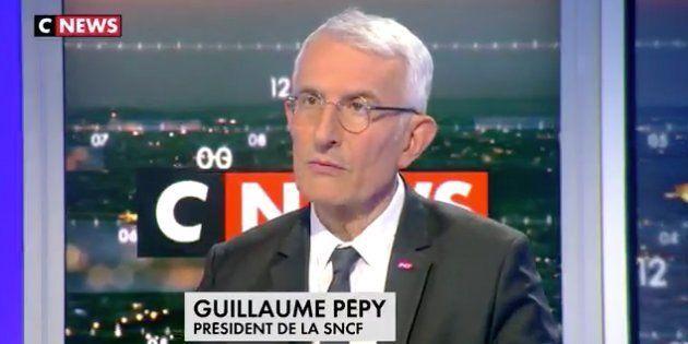 Grève SNCF: Pour Guillaume Pépy, les conditions sont réunies pour sortir du conflit dès