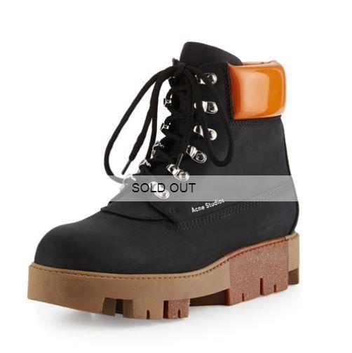 0871eb58847 Les chaussures de randonnée sont dans les starting blocks pour remplacer  bottines et. Acne Studios