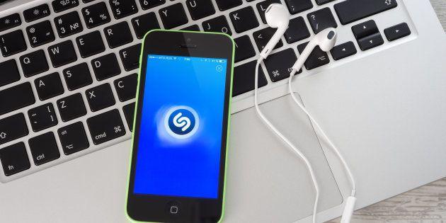 Apple va racheter Shazam, l'application de reconnaissance