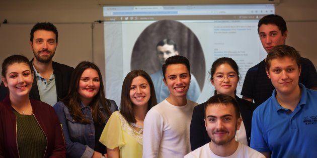 Pendant 4 ans, mes élèves ont fait revivre un poilu sur les réseaux sociaux, cela a changé leur façon de voir la première guerre mondiale.