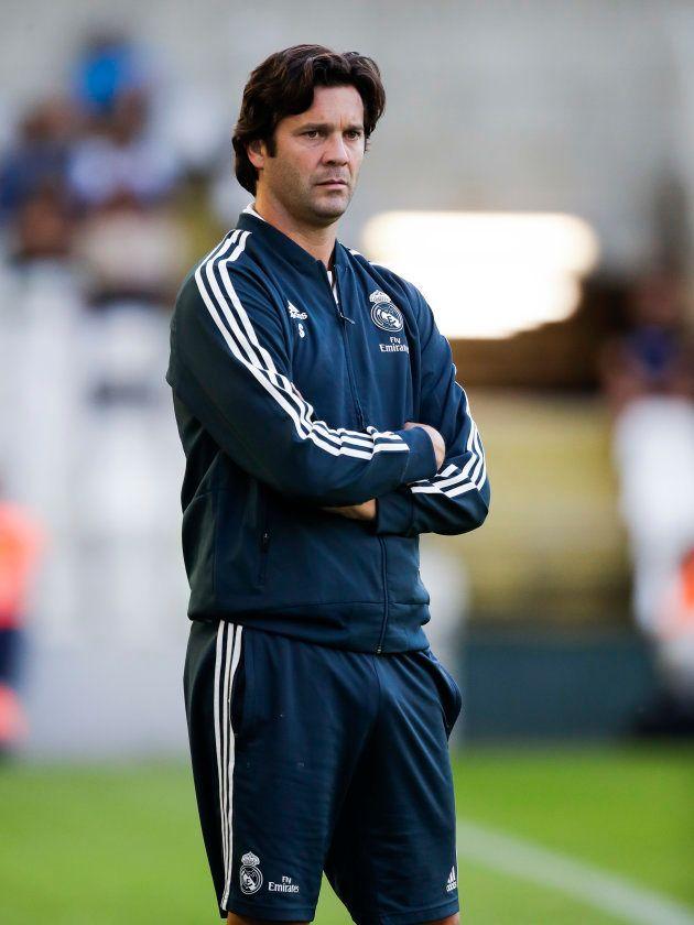 Pour Julen Lopetegui, le successeur de Zidane au Real, c'est déjà