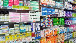 Les prix des médicaments sans ordonnance se sont envolés en un