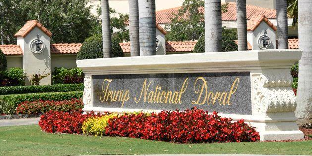 Un homme arrêté après avoir ouvert le feu dans un golf de Trump en