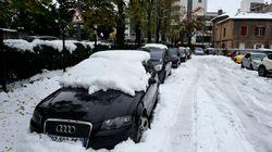 Coincée par la neige à Saint-Etienne, cette sénatrice déplore le manque