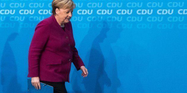 Angela Merkel prépare sa sortie: l'analyse du HuffPost