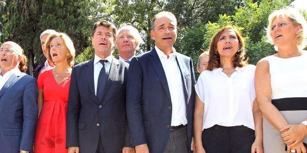 Pécresse, Estrosi, Morano, Copé... En 2012, tous étaient réunis pour rendre hommage à Nicolas Sarkozy....
