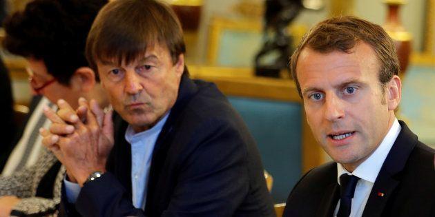 Face à l'urgence climatique, Macron assume de ne pas renoncer au