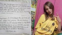 L'hommage de Neymar à la petite Angélique, fan du
