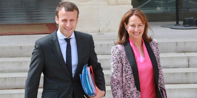 Ségolène Royal dévoile des anecdotes sur Macron dans son nouveau