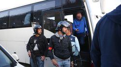 Ligue 2: le barrage Ajaccio-Le Havre annulé après le caillassage du bus