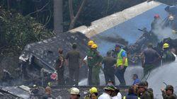 Les images sur le lieu du crash de l'avion à La