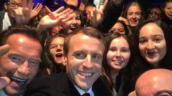 Macron s'impose comme le leader mondial de la hype