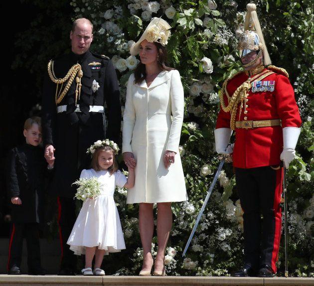 Kate Middleton met un point d'honneur à recycler ses robes, et le mariage de Harry et Meghan n'a pas...