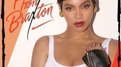 Beyoncé métamorphosée en Toni Braxton pour