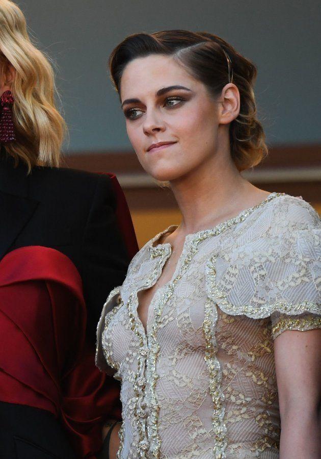 Cannes 2018: Kristen Stewart plus sage que jamais dans une robe très