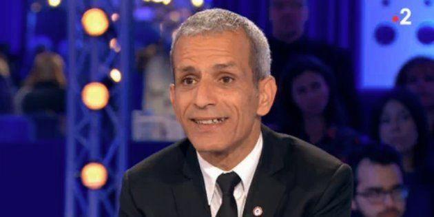 À ONPC, Malek Boutih accuse Jean-Luc Mélenchon