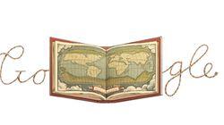 Abraham Ortelius, inventeur du premier Atlas, a son propre