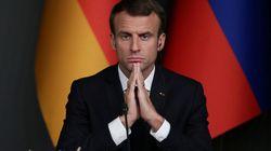 [EXCLUSIF] - La popularité de Macron plonge après le