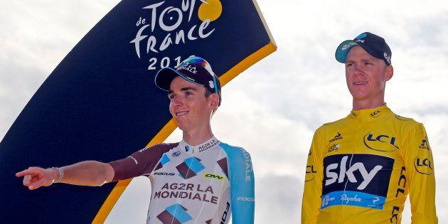 Romain Bardet pourrait-il remonter au classement du Tour de France 2017 en cas de sanction contre